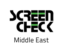 ScreenCheck Middle East