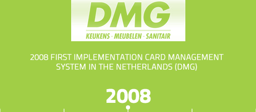 First implementation Card Management System