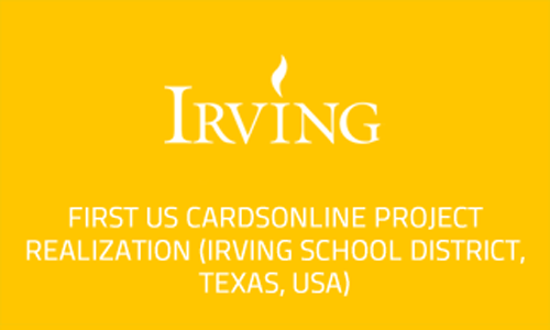 CardsOnline Project Irving