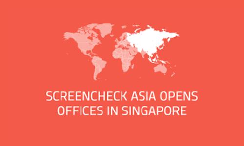 ScreenCheck Asia