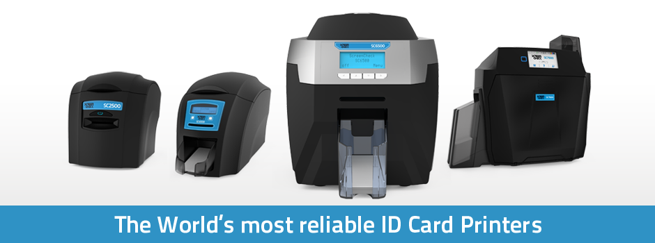 SC6500 ID card printer