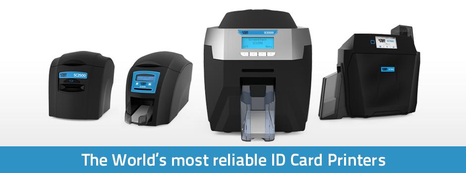 SC6500 ID card printer