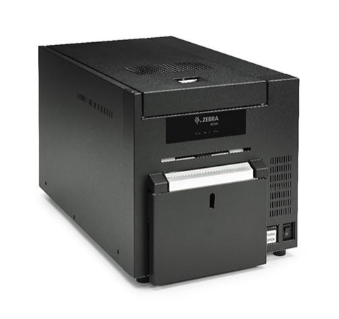 Zebra ZC10L Card Printer