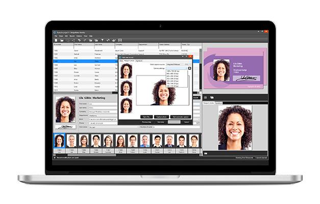 BadgeMaker ID software
