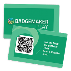 BadgeMaker Card Design Templates