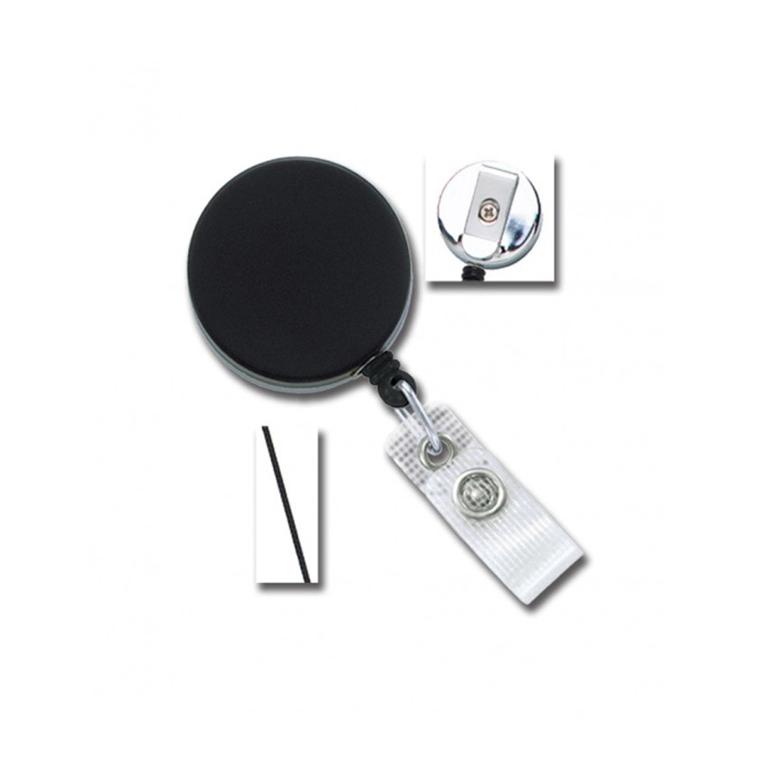 Heavy Duty Badge Reel - ScreenCheck